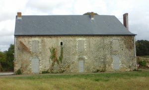 La maison du XIV et XVII siècle