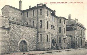 Sainte Menehould prison