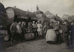 Transport de vin