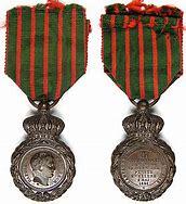 Médaille Sainte Hélène