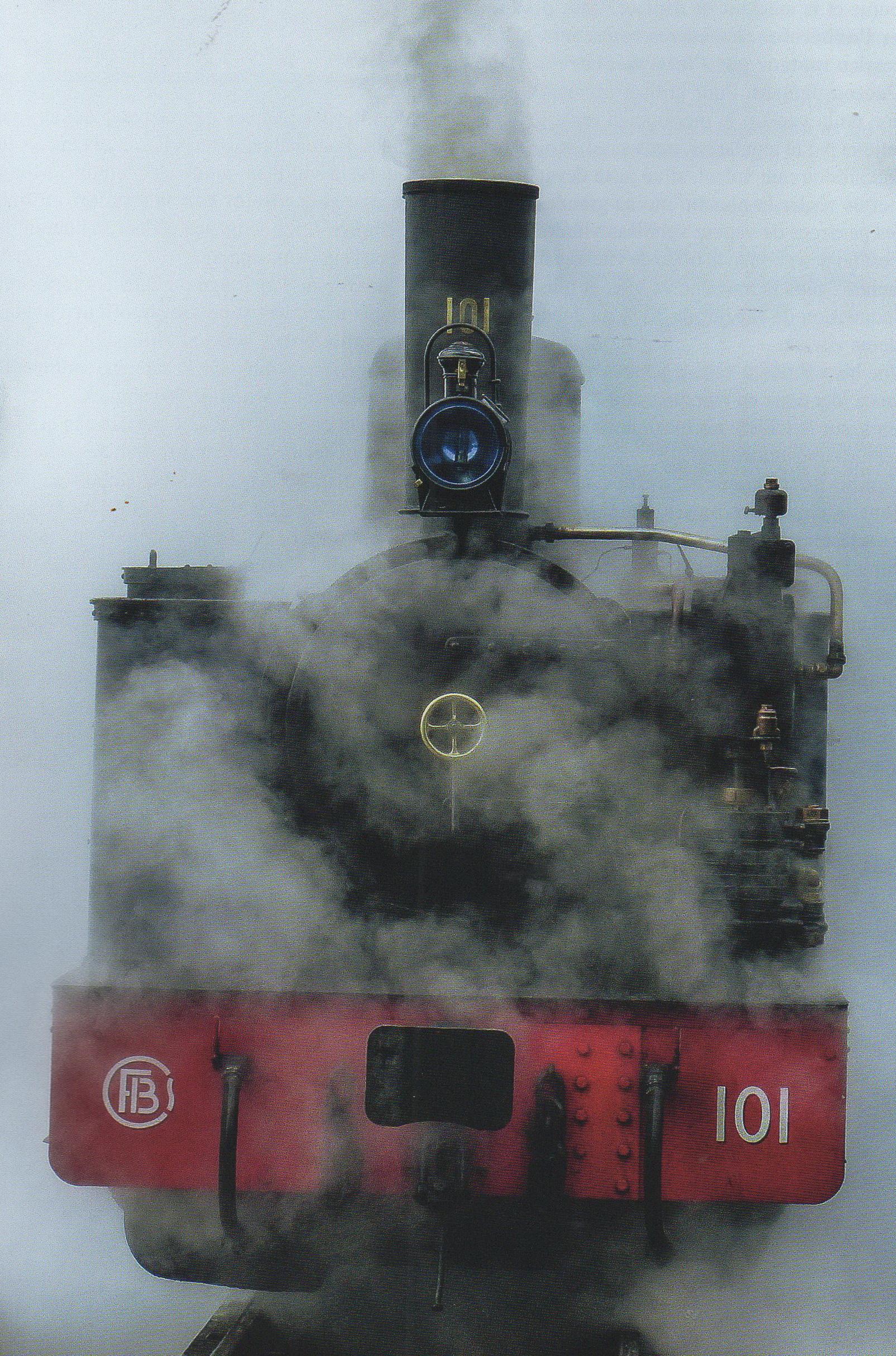 La loco 101 en Somme img187